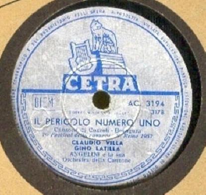 FESTIVAL DI SANREMO 1957: I CANTANTI - LE CANZONI - I TESTI IL%20PER3