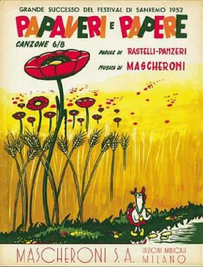 FESTIVAL DI SANREMO 1952: I CANTANTI - LE CANZONI - I TESTI 2evp5eh