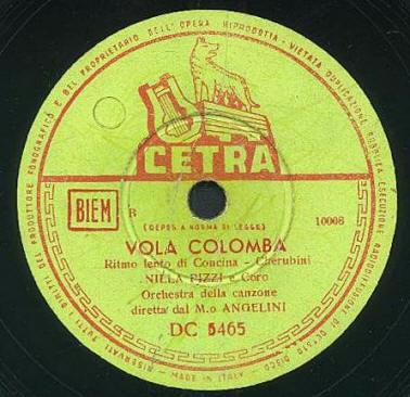 Festival di sanremo 1952: i cantanti - le canzoni - i testi