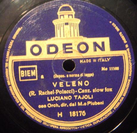 Orchestra Piubeni / Corrado Lojacono Jo Te Quiero / T' Attendo Sul Mio Cuore